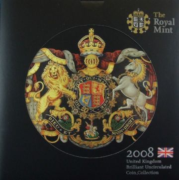 2008 Brilliant Uncirculated Coin Collection